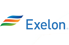 our clients exelon logo