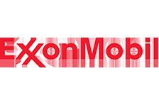 our clients exxonmobile logo