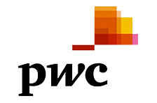 our clients pwc logo